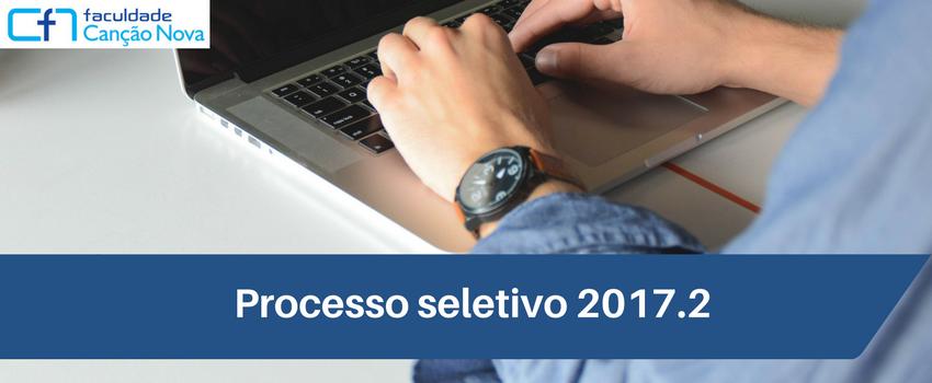 Processo Seletivo 2017.2