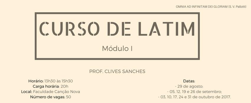 Curso de latim
